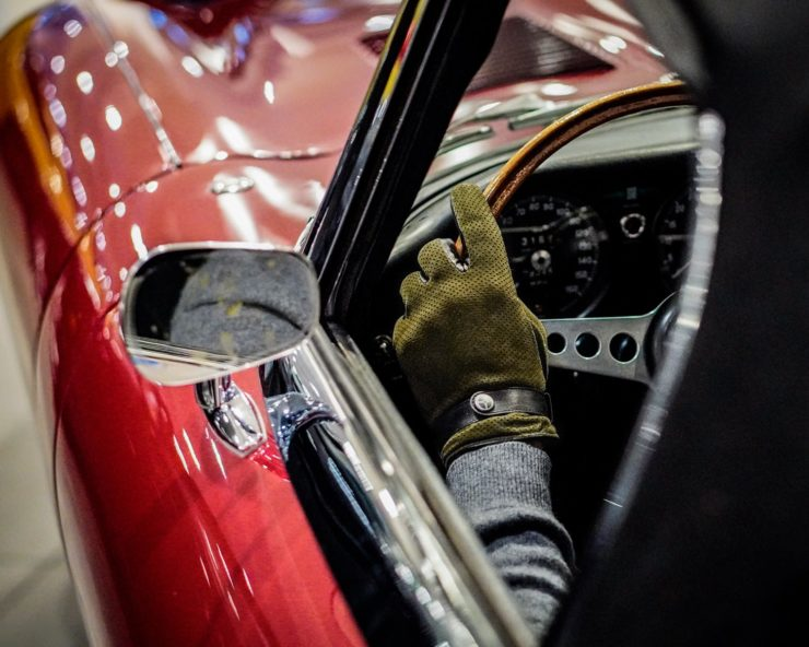 Winter Road Driving Gloves E-Type 2