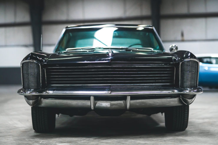 1965 Buick Riviera Grille