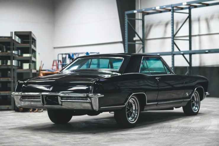 1965 Buick Riviera Rear
