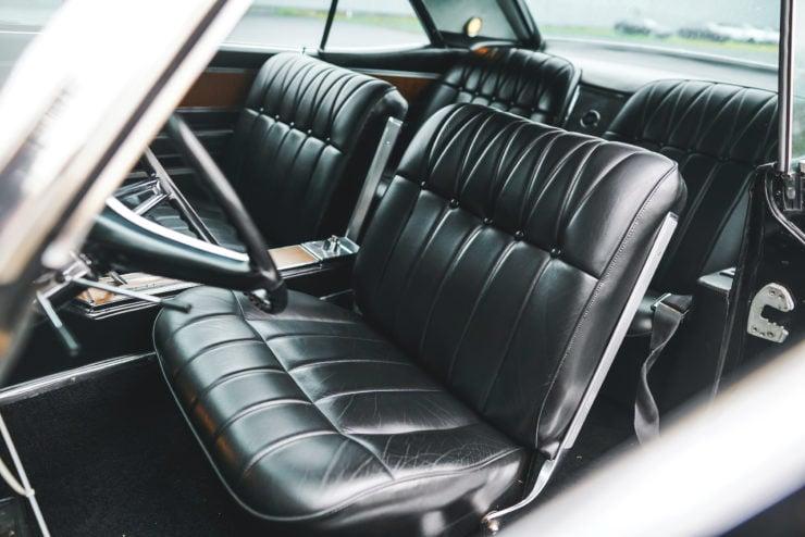 1965 Buick Riviera Seats