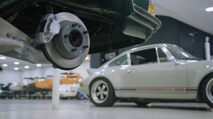 911 Rennsport Porsche 2