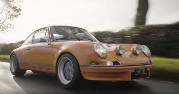911 Rennsport Porsche 4
