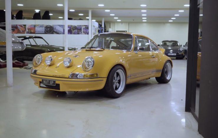 911 Rennsport Porsche