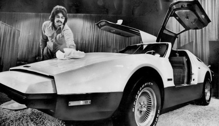 Malcolm Bricklin sports car Canada