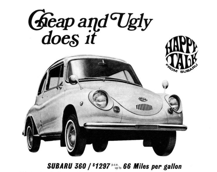 Subaru Subaru360