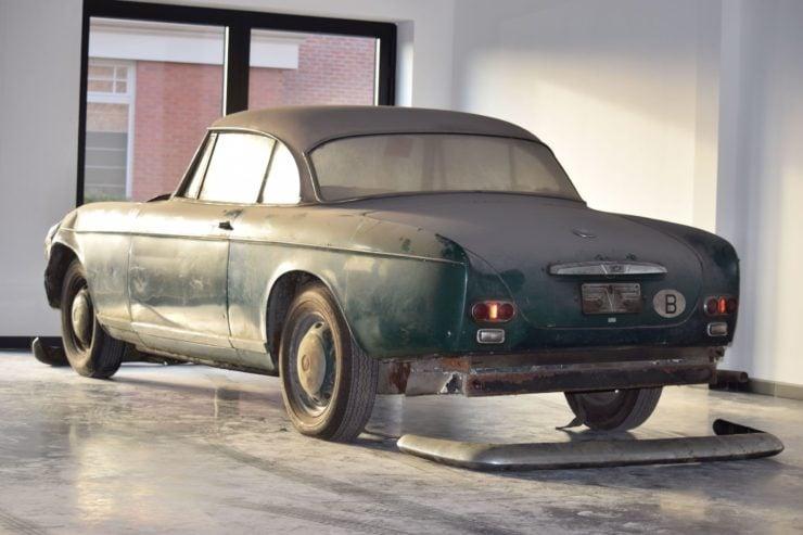 BMW 503 Back