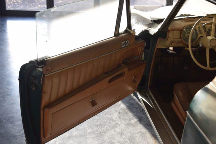 BMW 503 Doors