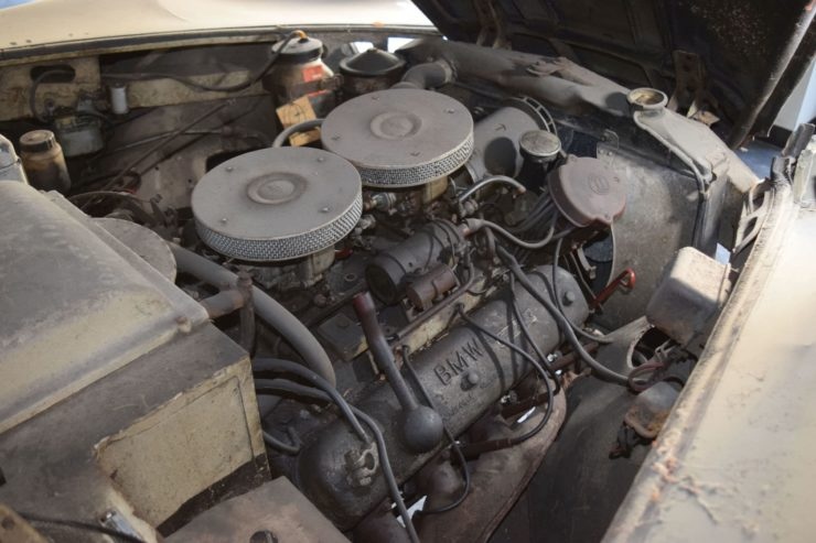 BMW 503 Engine