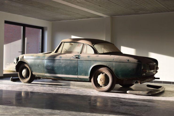 BMW 503 Rear