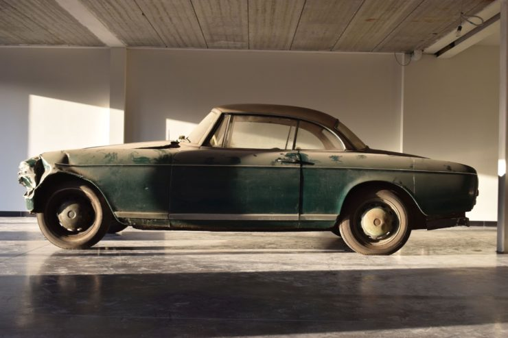 BMW 503 Side