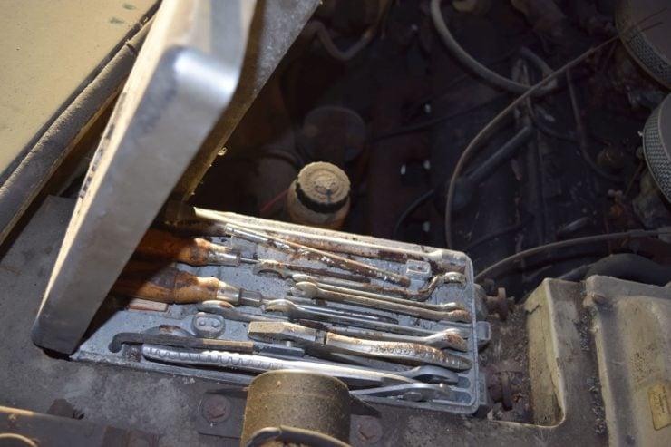 BMW 503 Tool Kit
