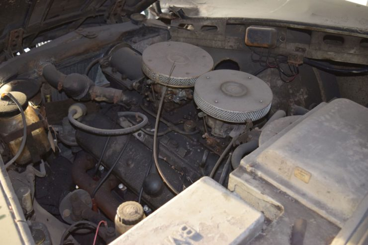BMW 503 V8 Engine
