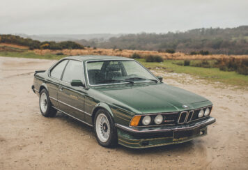 BMW Alpina B7 S Turbo Coupé 2