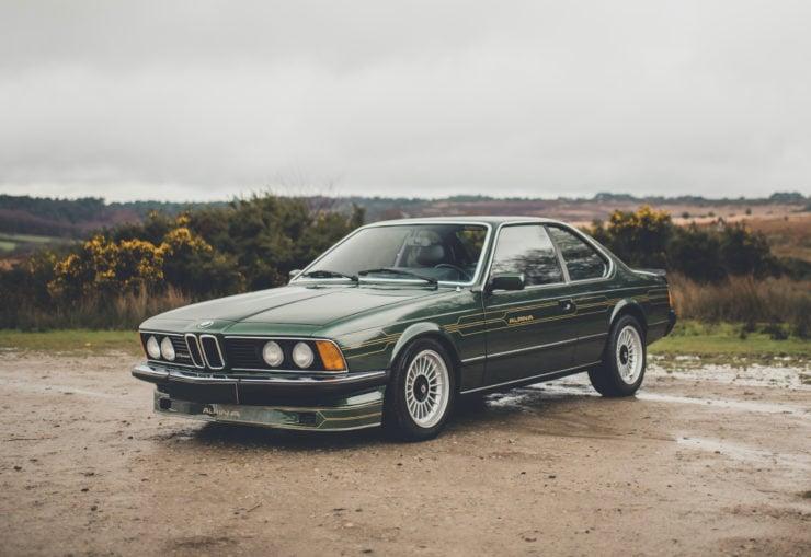 BMW Alpina B7 S Turbo Coupé