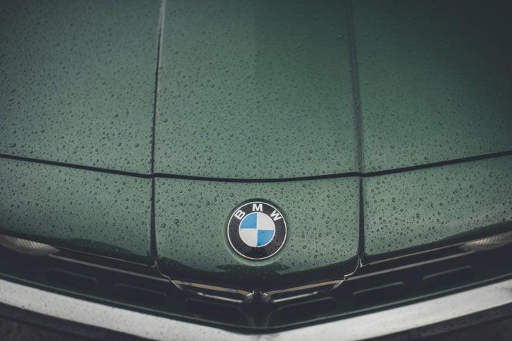 BMW Alpina B7 S Turbo Coupé Badge