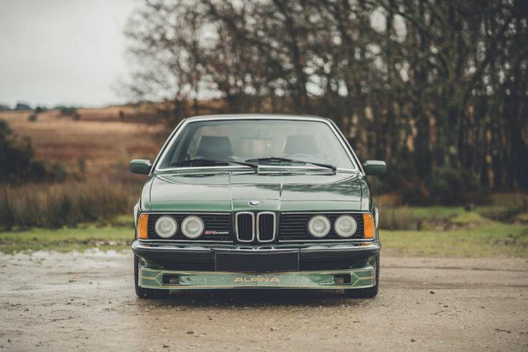 BMW Alpina B7 S Turbo Coupé Front