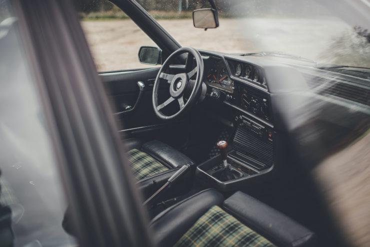 BMW Alpina B7 S Turbo Coupé Interior 2