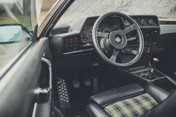 BMW Alpina B7 S Turbo Coupé Interior