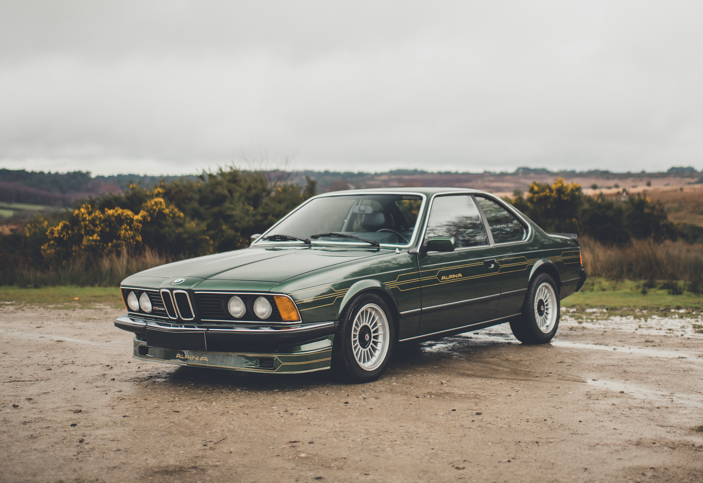 1 Of Just 30 Ever Made A 1982 Bmw Alpina B7 S Turbo Coupe