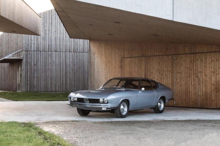 BMW-Glas 3000 V8 3