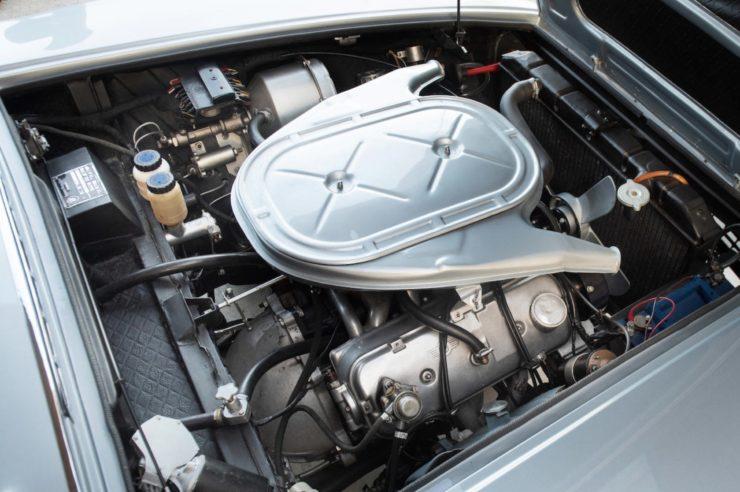 BMW-Glas 3000 V8 Engine