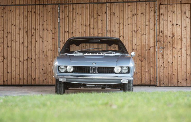 BMW-Glas 3000 V8 Front
