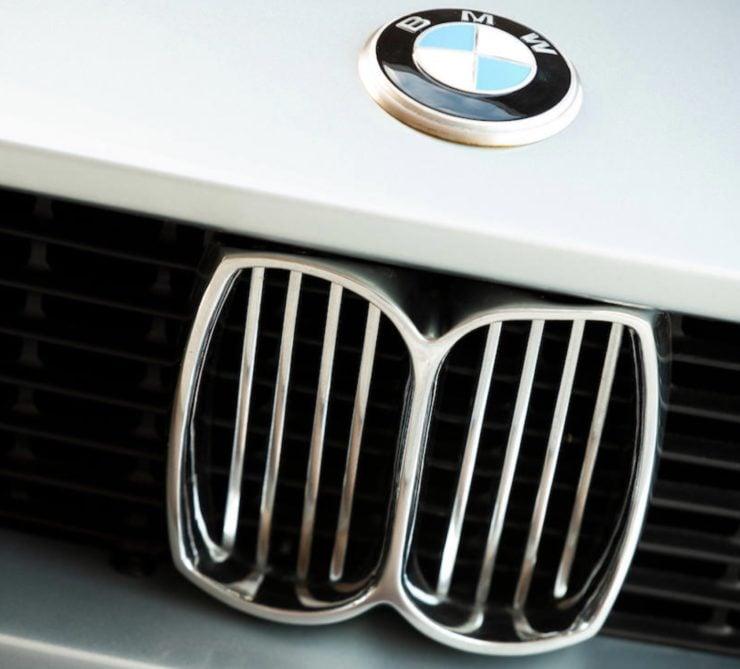 BMW-Glas 3000 V8 Grille