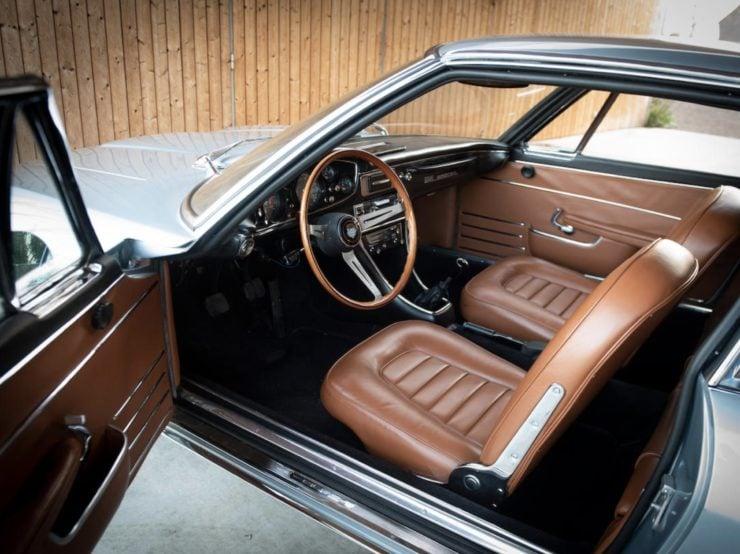 BMW-Glas 3000 V8 Interior 2