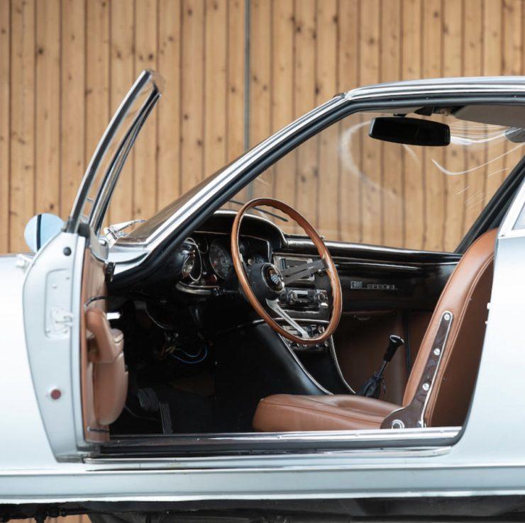 BMW-Glas 3000 V8 Interior 3
