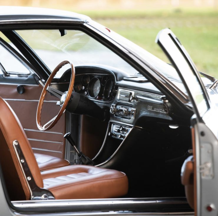 BMW-Glas 3000 V8 Interior