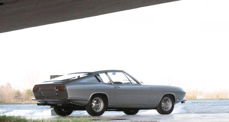 BMW-Glas 3000 V8 Rear