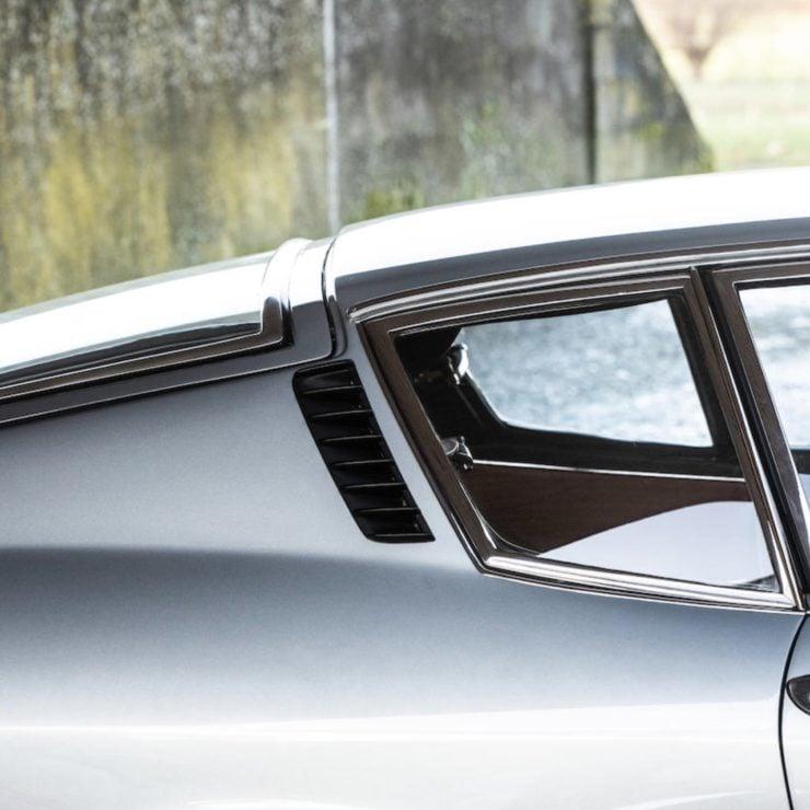 BMW-Glas 3000 V8 Rear Window