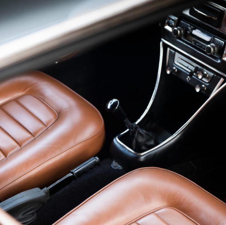 BMW-Glas 3000 V8 Seats