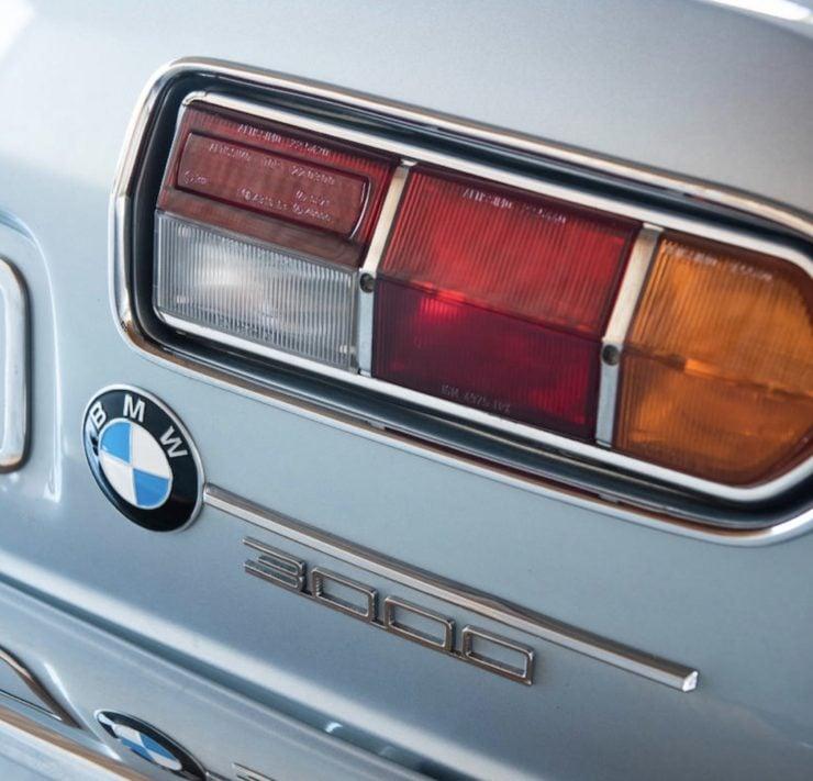 BMW-Glas 3000 V8 Tail Lights