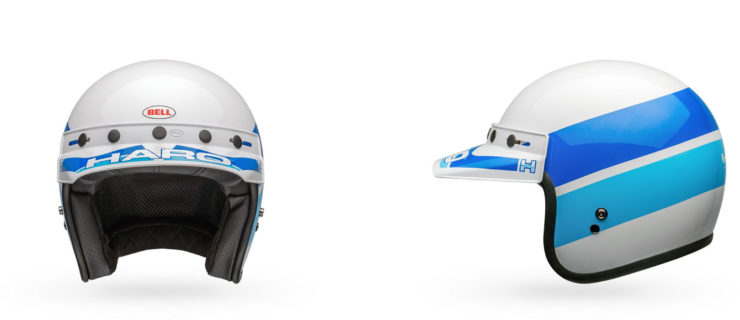 Bell Custom 500 Haro Helmet