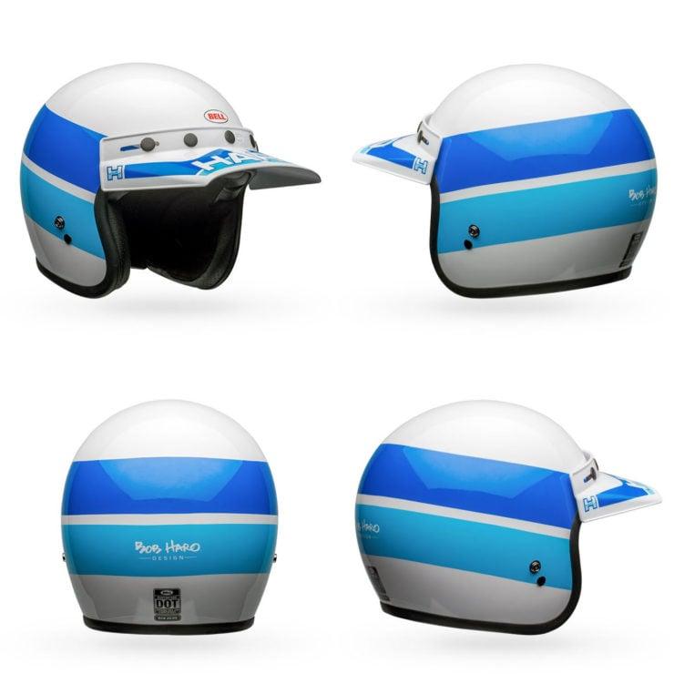 Bell Custom 500 Haro Helmets