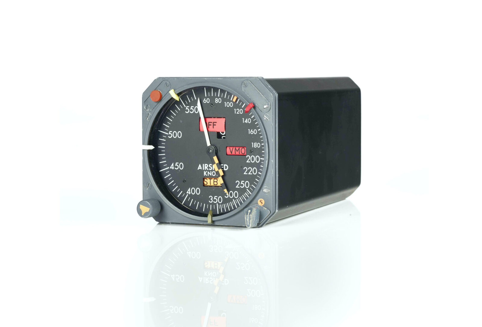 Concorde Air Speed Indicator