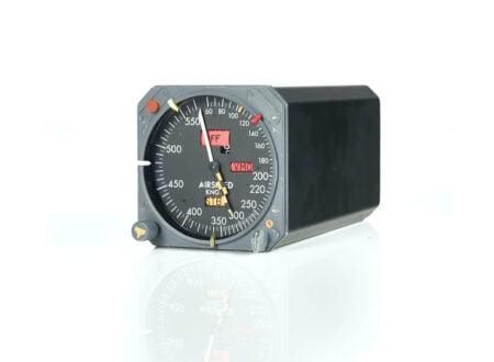 Concorde Air Speed Indicator