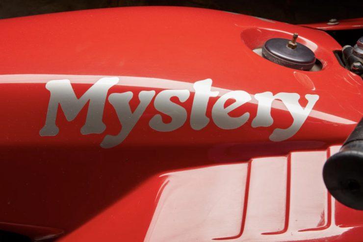Craig Vetter Kawasaki Mystery Ship Logo