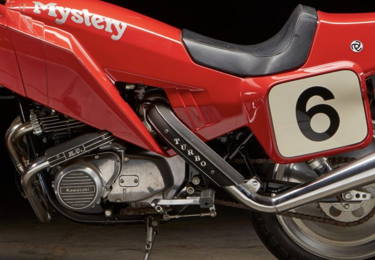 Craig Vetter Kawasaki Mystery Ship Turbo Charger