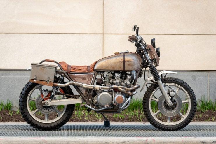 Custom Kawasaki KZ650