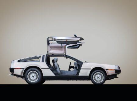DeLorean DMC-12 Turbo Side