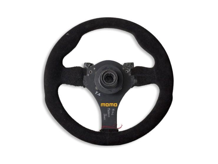 Ferrari 641 Formula 1 MOMO Steering Wheel Back