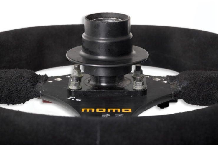 Ferrari 641 Formula 1 MOMO Steering Wheel Boss Kit