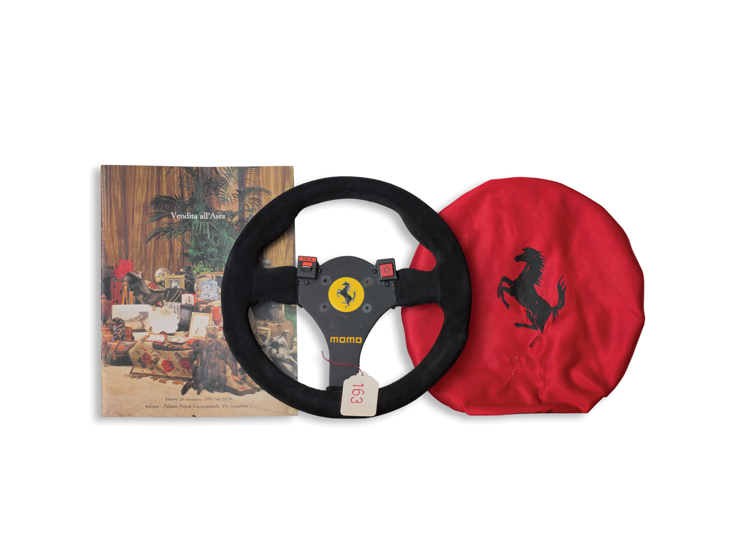 Ferrari 641 Formula 1 MOMO Steering Wheel