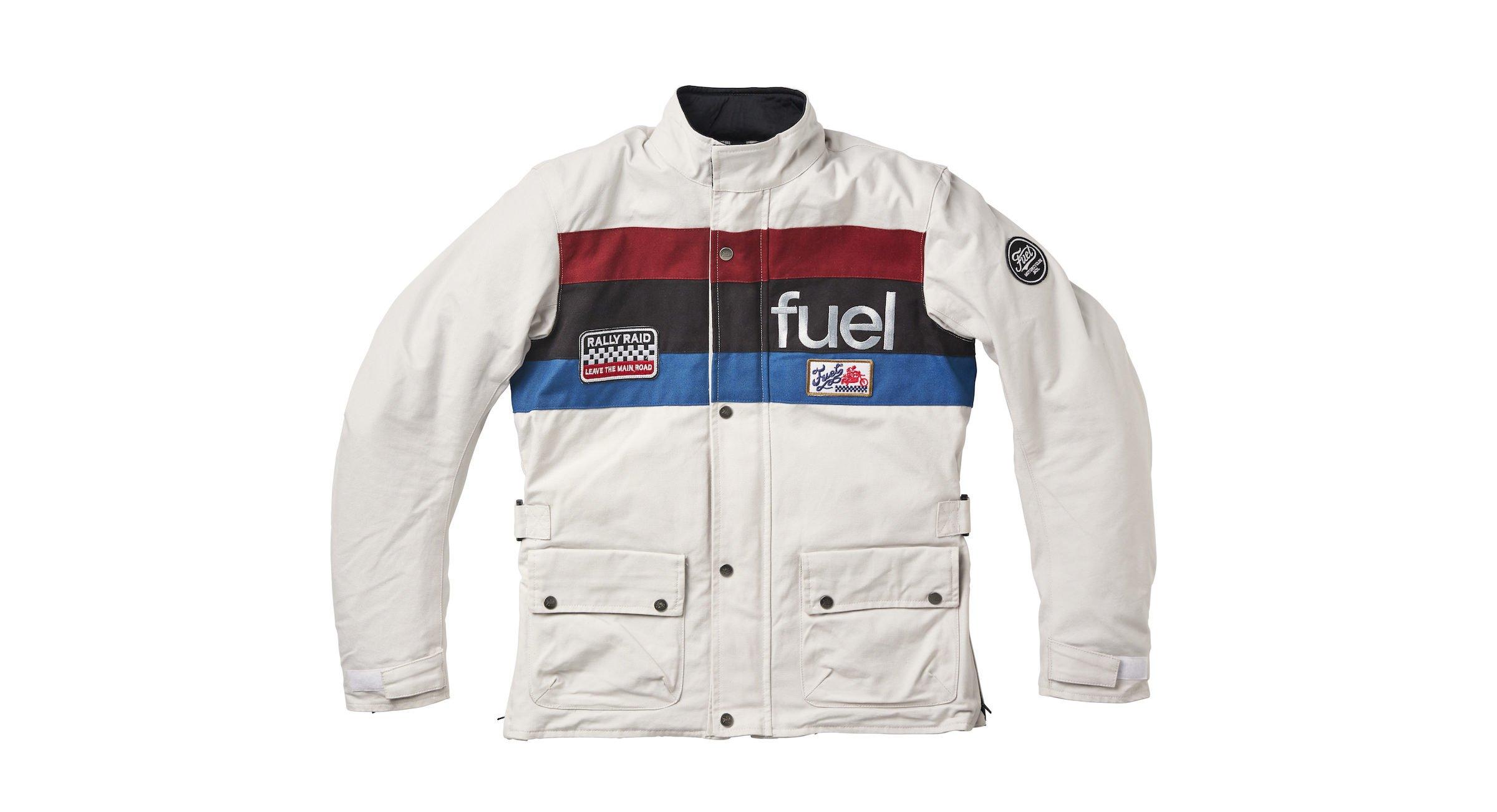 Fuel Rally Raid Jacket