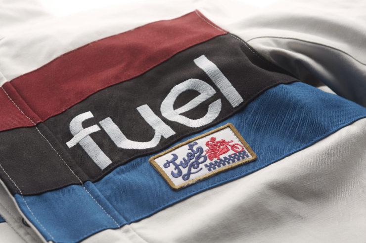 Fuel Rally Raid Jacket Logo
