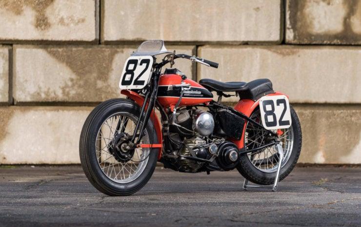 Harley-Davidson WRTT Front 2