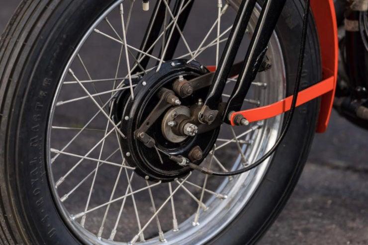 Harley-Davidson WRTT Front Brake