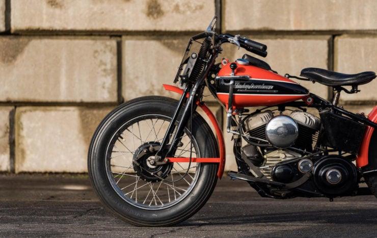 Harley-Davidson WRTT Front Wheel
